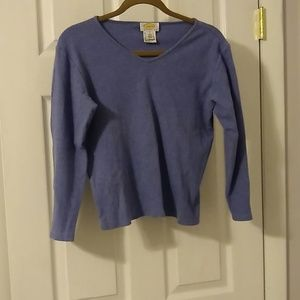 Long sleeve top, Talbot's PS